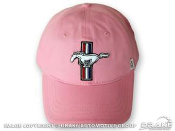 Picture of Mustang gt hat/pink : HAT-197-PINK