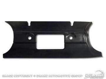 Picture of 65-66 Dash Panel Repair Plate : C5ZZ-6504360-PP