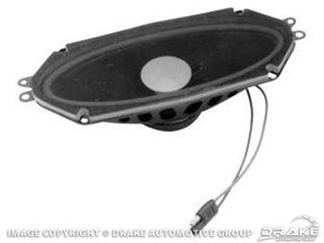 Picture of 64-66 Original Dash Speaker : C5AZ-18808-A