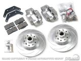 Picture of Force 10' Disc Brake Upgrade Kit : DBC-A120-10