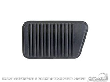Picture of Brake Pedal Pad (Drum Brakes, Standard) : C5ZZ-2457-G