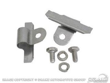Picture of Disc Pad Retainer Plates : C7OZ-2B164-A
