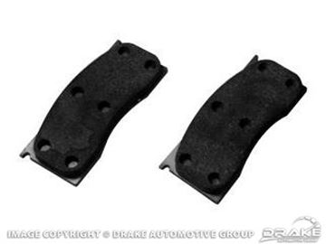 Picture of Front Disc Brake Pads : C5ZZ-2018-BR