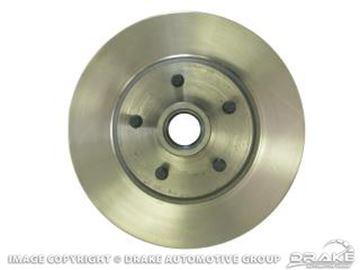 Picture of Disc Brake Rotor (Imported) : C8OZ-1102-ARI