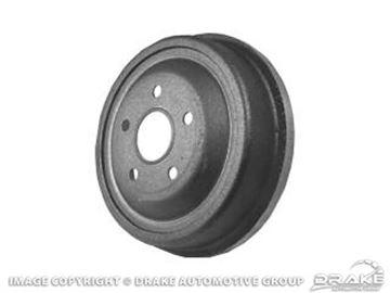 Picture of 64-73 Front Brake Drum (V8) : C3OZ-1102-DR