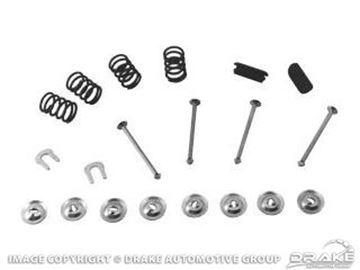 Picture of Brake Spring / Hold Down Kit (10'x2',Front or Rear) : D2ZZ-2035-EK