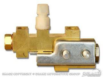 Picture of Brake Distribution Block : C7ZZ-2B257-A