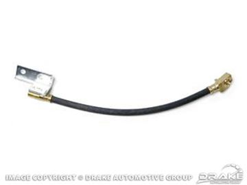 Picture of 68-70 Disc Brake Hose (LH) : C8ZZ-2078-BR
