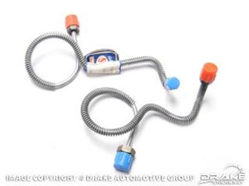 Picture of 1970 Master Cylinder Line Kit : MML014
