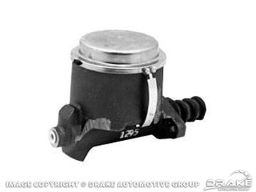 Picture of Master Cylinder For Manual Disc Brakes : C5ZZ-2140-CR
