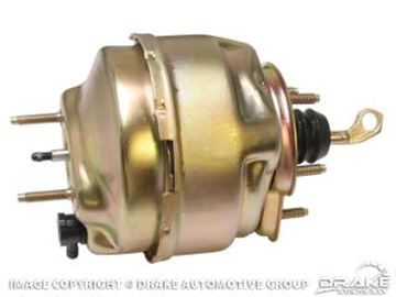Picture of 1967-69 Factory-Style Replacement Power Brake Booster : C7ZZ-2005-BDX