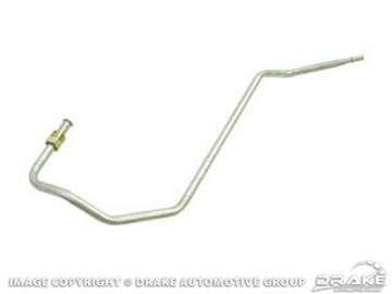 Picture of 66-68 BRAKE BOOSTER VAC LINE : MVB006S