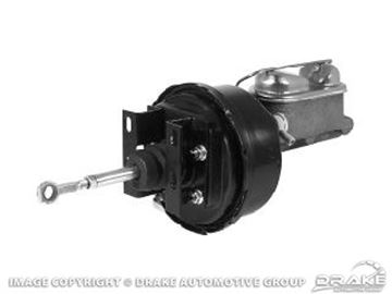 Picture of 67-70 Mustang Power Brake Conversion (Disc, Automatic) : PBC-67-1