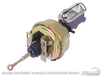 Picture of 64-66 Mustang Power Brake Conversion (Disc, Automatic) : PBC-A1