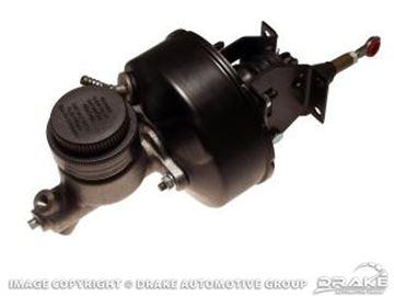 Picture of 64-66 Mustang Power Brake Conversion (Drum, Manual) : PBC-M3