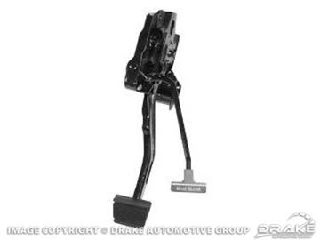 Picture of 1970 Emergency Brake Assembly : D0ZZ-2780-A