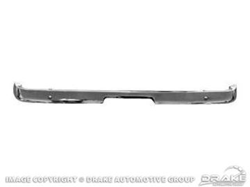 Picture of 71-73 Rear Bumper : D1ZZ-17906-A