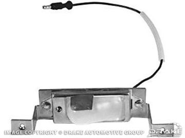 Picture of Rear License Lamp Assembly : C5ZZ-13550-A