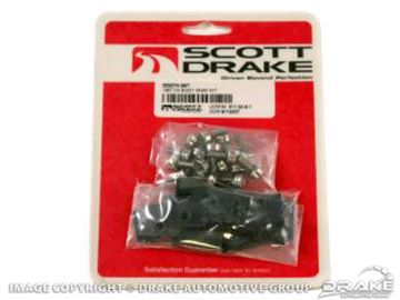 Picture of Convertible Top Boot Snap Kit : 359274-S67
