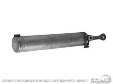 Picture of 72-73 Convertible Top Hydraulic Cylinder (RH) : D2ZZ-7650601-A
