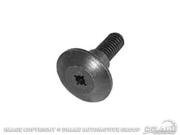 Picture of Convertible Top Clamp Truss Head Screw : 380348-SK
