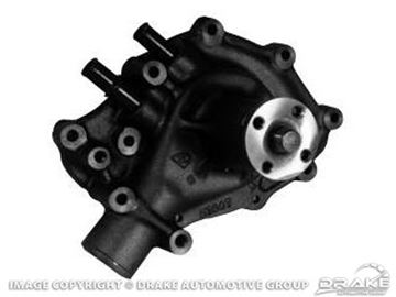 Picture of 66-69 Water Pump 289, 302,351W Cast iron) : C5OZ-8501-H