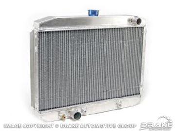 Picture of 2-Row Hi-Po Aluminum Radiator (Big Block) : 379-2AL