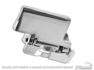 Picture of 69-70 Inside Door Handle, Right Hand : C9AZ-6222600-A