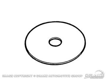 Picture of 64-67 Door Handle Backing Plate : C4SZ-6323370-A