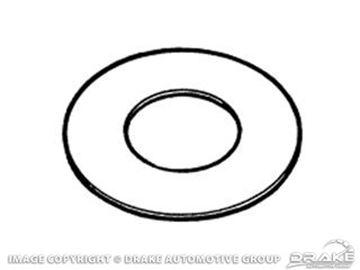 Picture of 65-67 Door Handle & Crank Backing Plate : C5AZ-6223370-A