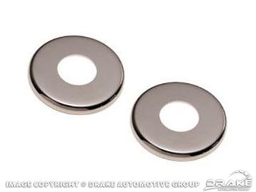 Picture of 69-70 Window Crank Backing Plates : C9ZZ-6523370-A