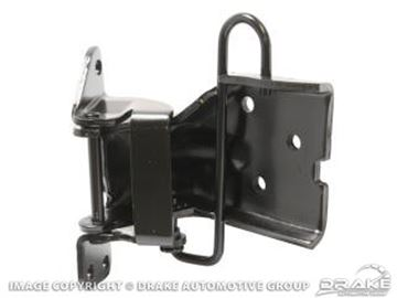 Picture of 71-73 Left hand lower door hinge : D1OZ-6522811-A