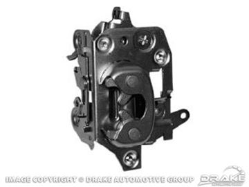 Picture of 67-68 Door Latch Assembly (RH) : C6OZ-6221812-A