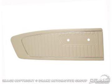 Picture of 1965 Standard Door Panels (White) : C5ZZ-65239423WT