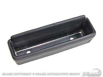 Picture of 64-66 Pony Door Panel Cups (Black) : C5ZZ-6524142-BK
