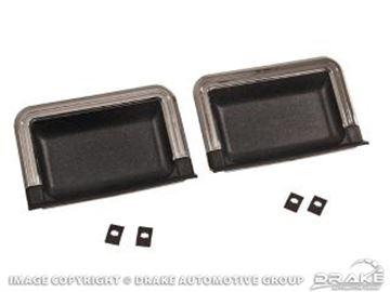Picture of 69-70 Door Panel Cup Set : C9ZZ-65226A34