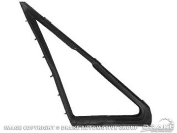 Picture of 67-68 Vent Window Seal (LH) : C7ZZ-6521449-AR