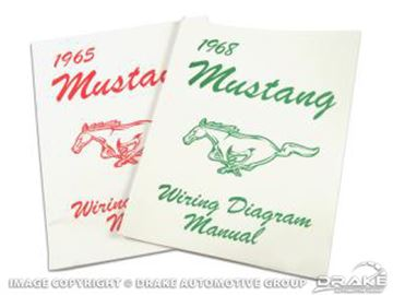Picture of 1967 Wiring Diagram Manual : MP-3