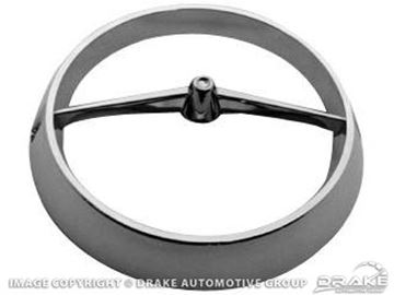Picture of 65-68 Fog Lamp Housing Rim : C5ZZ-15214-A