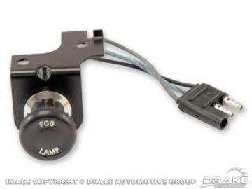 Picture of 1968 Fog Lamp Switch : C8ZZ-15A214-A