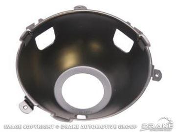Picture of 67-68 Head Lamp Bucket (RH) : C7ZZ-13008-A