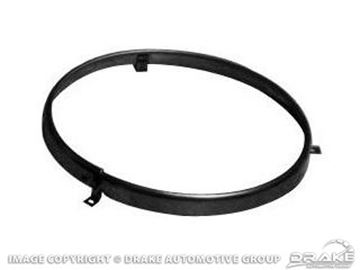 Picture of 1965-73 Mustang Headlight Ring (does not fit 69 Mustang) : D3TZ-13015-A