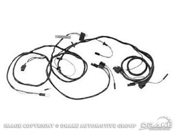 Picture of 1966 Headlight Wiring Harness (With Gauges) : C6ZZ-14290-ALL