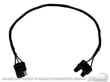 Picture of Headlight Wiring Harness Extension : C7ZZ-13076-EXT