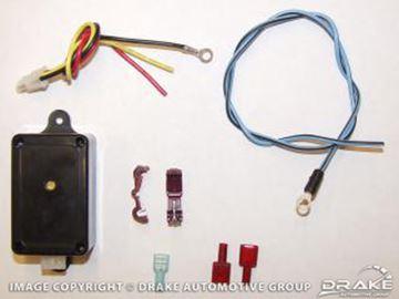 Picture of Headlamp 'on' warning kit : C6AZ-14931-AR