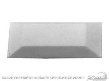 Picture of 1971-73 Dome Lamp Lens : D1AZ-13783-B