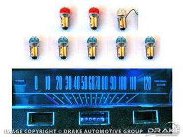 Picture of 1964-66 LED Parking Light (Amber 1157 Bulbs) : SD-6456-GA-BL