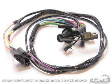 Picture of 66 Wiper motor u/d 2sp loom : C6ZZ-17B587-WL2