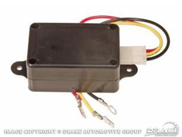 Picture of Electronic Variable Flasher : STL-EVF-13350