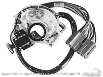 Picture of 70-72 Turn Signal Switch (with Tilt) : D2AZ-13341-D